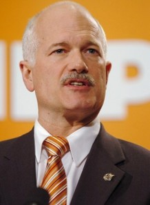 Jack Layton and the NDP